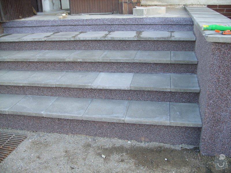 Rekontrukce schodů: SS856964