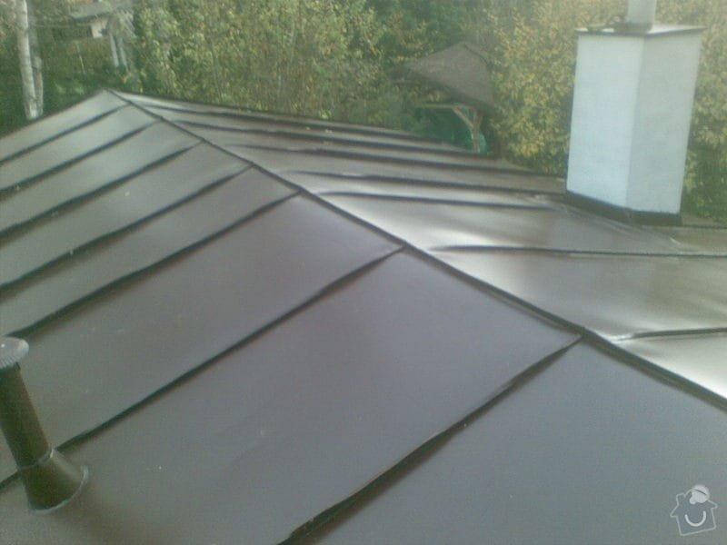 Novou střechu: 011