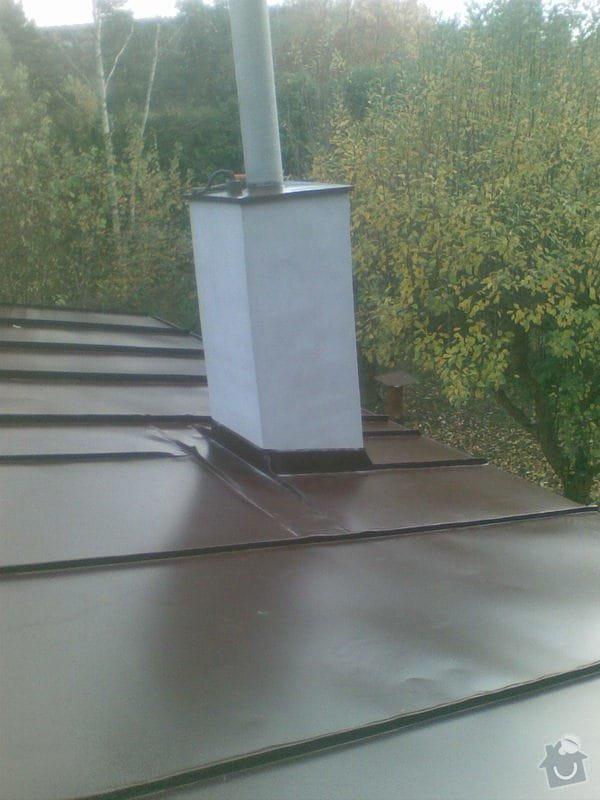 Novou střechu: 010