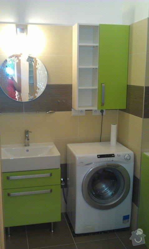 Skříňky do koupelny: IMAG0192