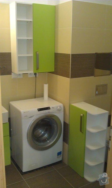 Skříňky do koupelny: IMAG0193