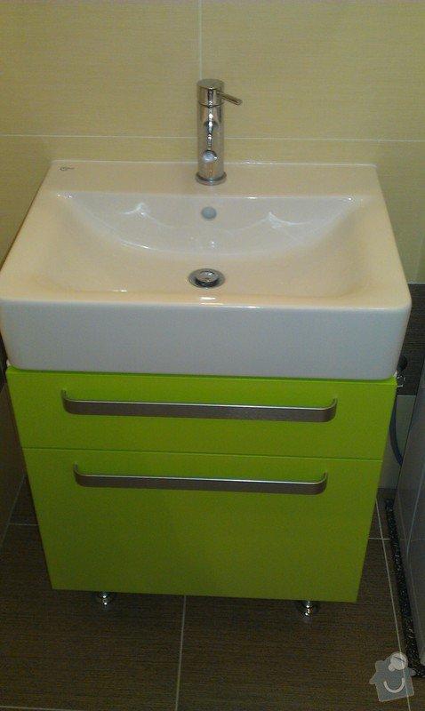 Skříňky do koupelny: IMAG0194