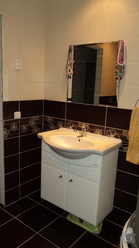 Rekonstrukce koupelny: DSC04302