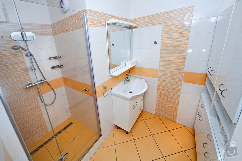 Rekonstrukce koupelny: 2011-10_Praha_6_-_Bubenec_03