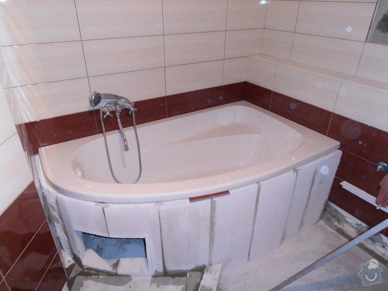 Rekonstrukce bytového jádra + chodba: PC020530
