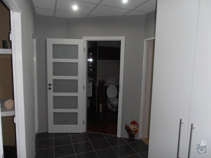Rekonstrukce bytového jádra + chodba: PC300545
