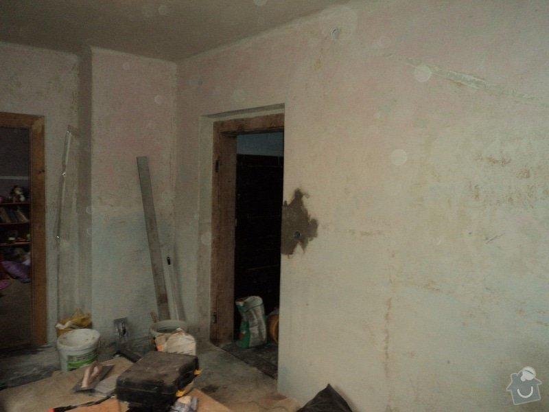 Rekonstrukce dětského pokoje: lll