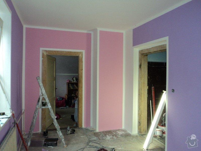 Rekonstrukce dětského pokoje: DSC05337