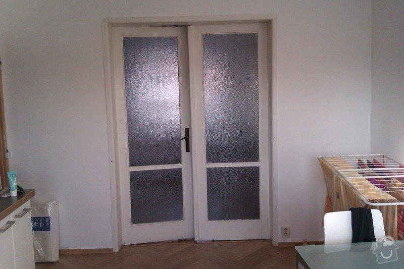 Renovace dveří (nátěr a přesklení): IMAG0094