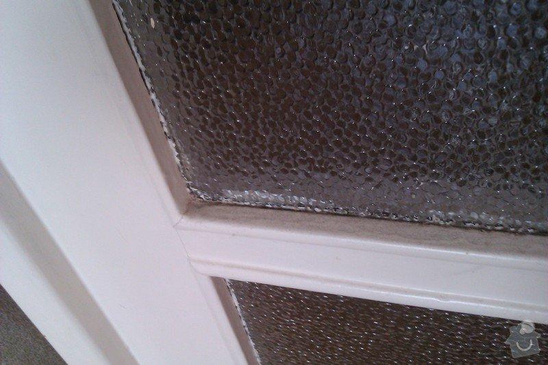 Renovace dveří (nátěr a přesklení): IMAG0096