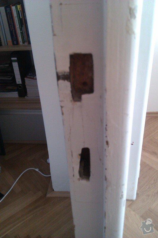 Renovace dveří (nátěr a přesklení): IMAG0098