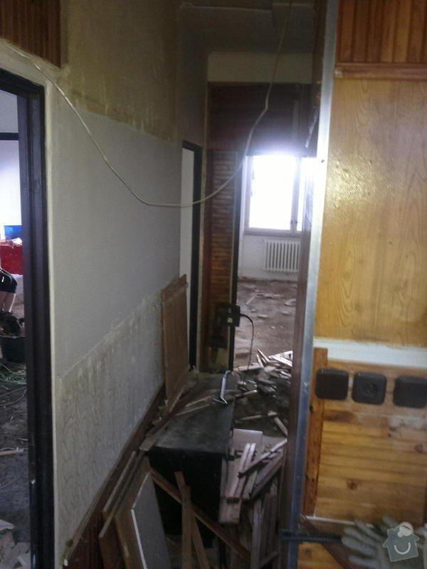 Kompletní rekonstrukce bytu v panelovém domě: 110620121518