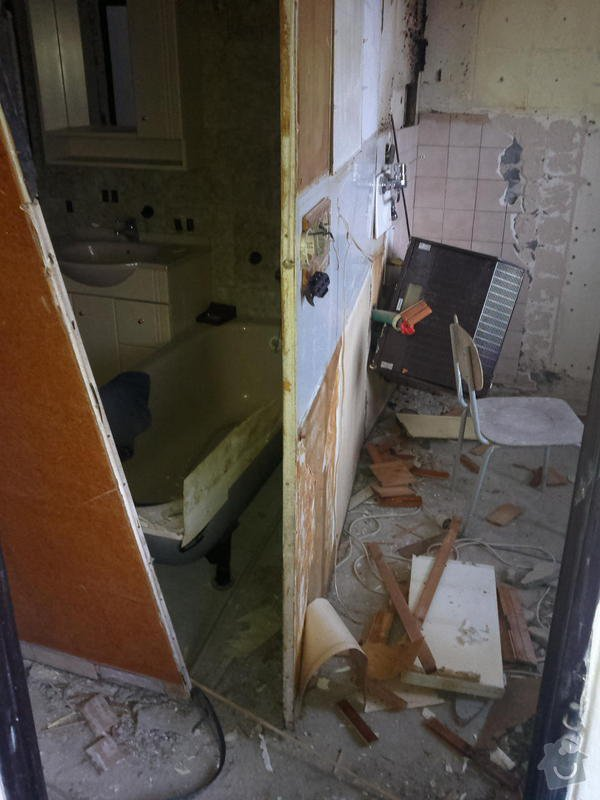 Kompletní rekonstrukce bytu v panelovém domě: 120620121525