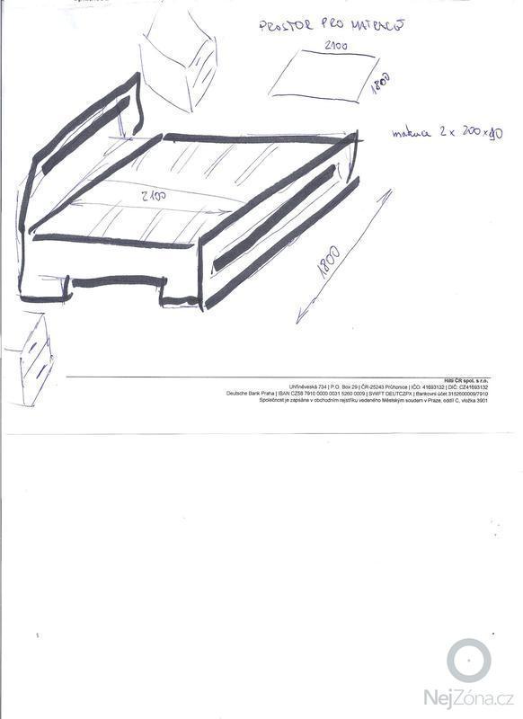 Vestavěná šatní skříň + postel včetně nočních stolků: Obrazek_134_
