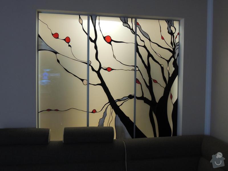 Výroba vitráže: DSCN2039