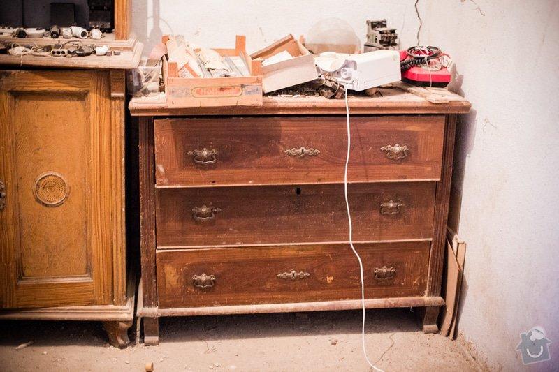 Renovace starého nábytku: komoda_1