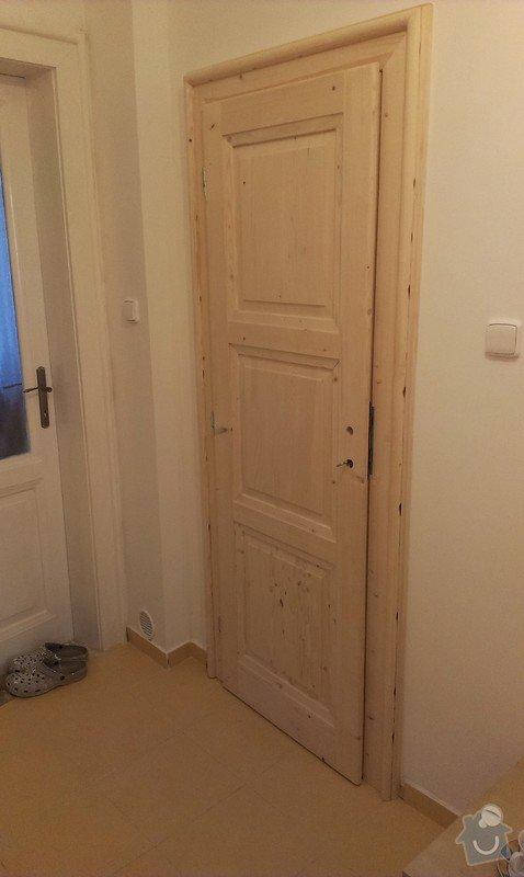 Výroba dřevěných interiérových dveří: IMAG0071