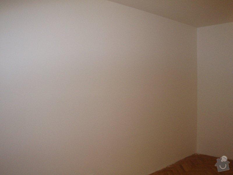 SDK podhled, SDK strop, elektroinstalace,malování: 045