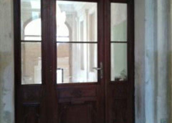 Renovace chodbových dveří