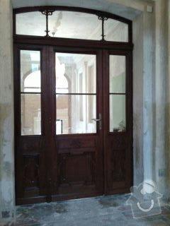 Renovace chodbových dveří: 1380223535021