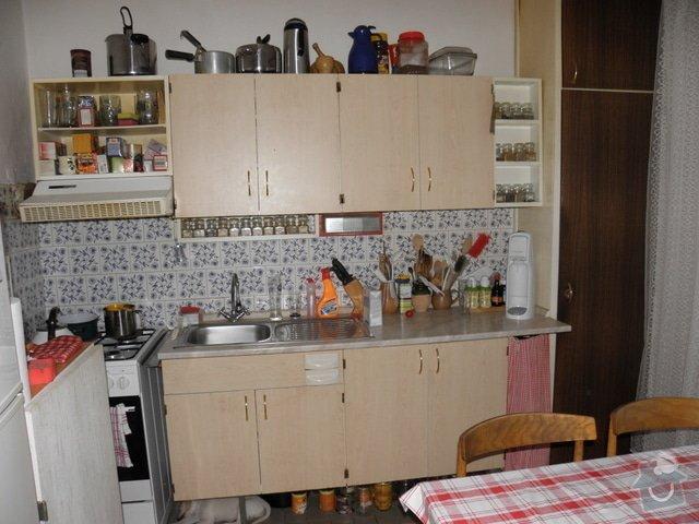 Rekonstrukce panelového bytu 3+1, Brno Líšeň: Kuchyn_2_