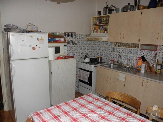 Rekonstrukce panelového bytu 3+1, Brno Líšeň: Kuchyn_3_