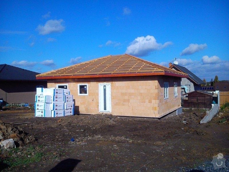 Montáž hromosvodu bungalov : 23.10.13_217