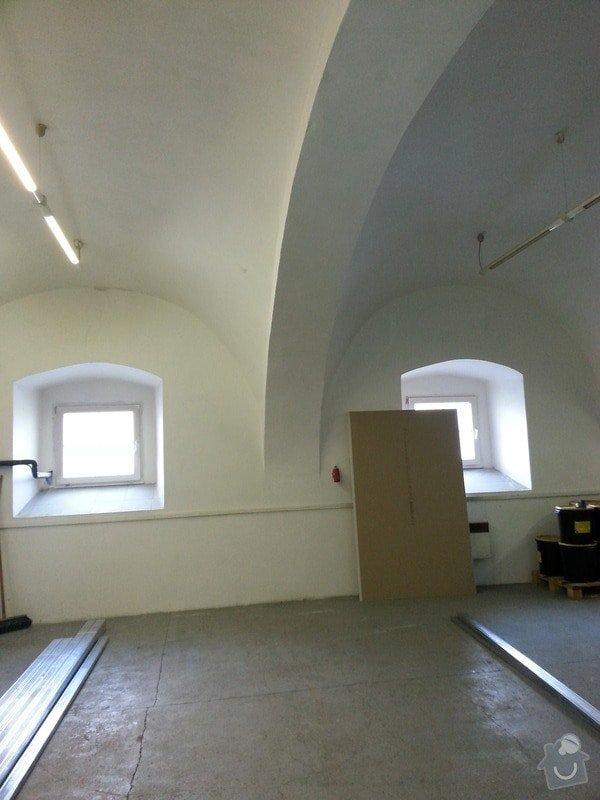 Sádrokartonová stěna: 20131012_092825