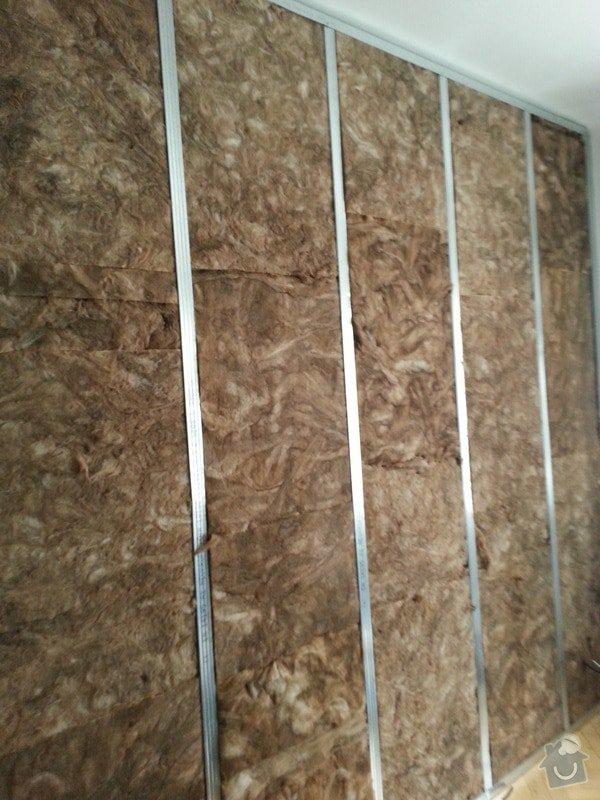 Odhlučnění stěny : 20130819_131829
