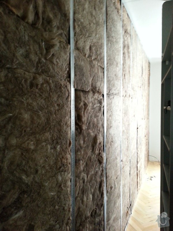 Odhlučnění stěny : 20130819_131840
