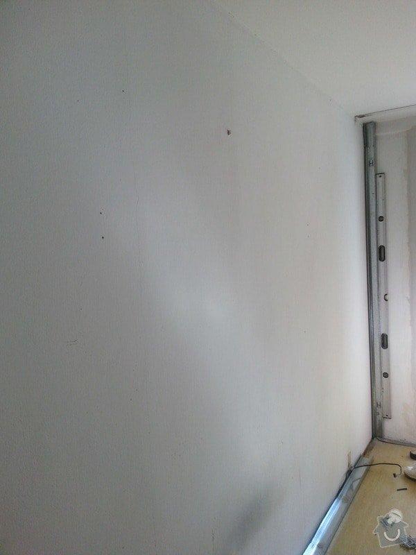 Odhlučnění stěny: 20130822_100541