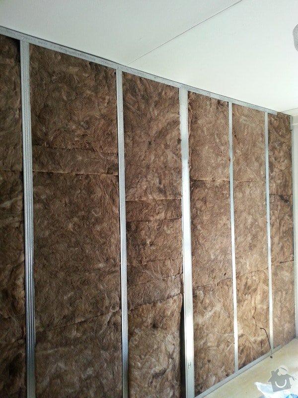 Odhlučnění stěny: 20130822_103439