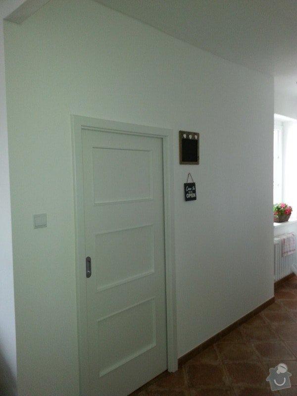 Posunutí dvěřního otvoru v sadrokartonové stěně: 20130924_150400