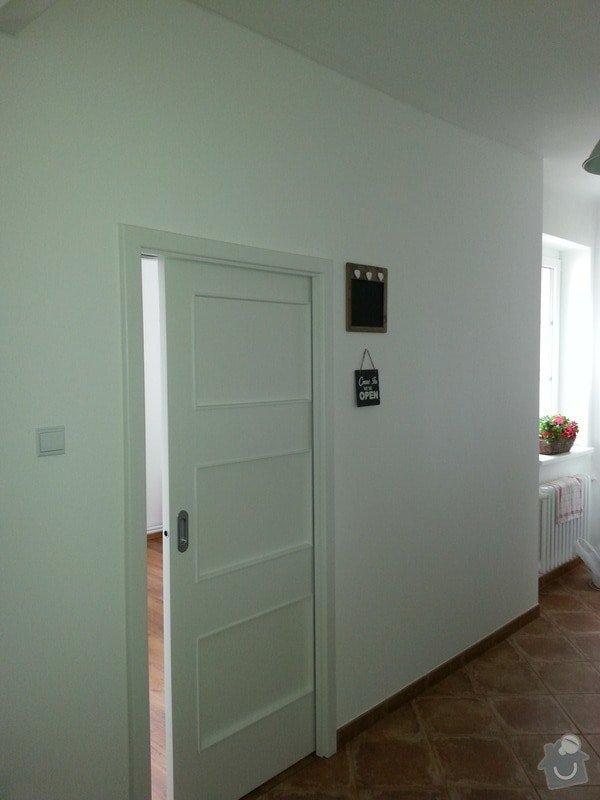 Posunutí dvěřního otvoru v sadrokartonové stěně: 20130924_150420