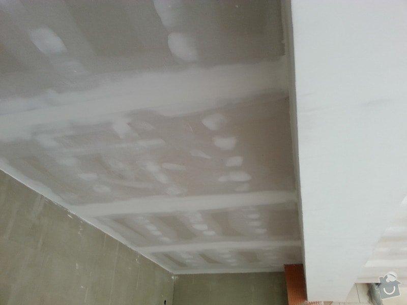 Zateplení bungalovu - sádrokarton: 20130801_105846