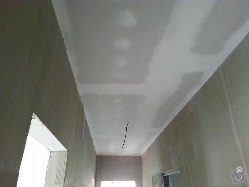 Zateplení bungalovu - sádrokarton: 20130801_105911