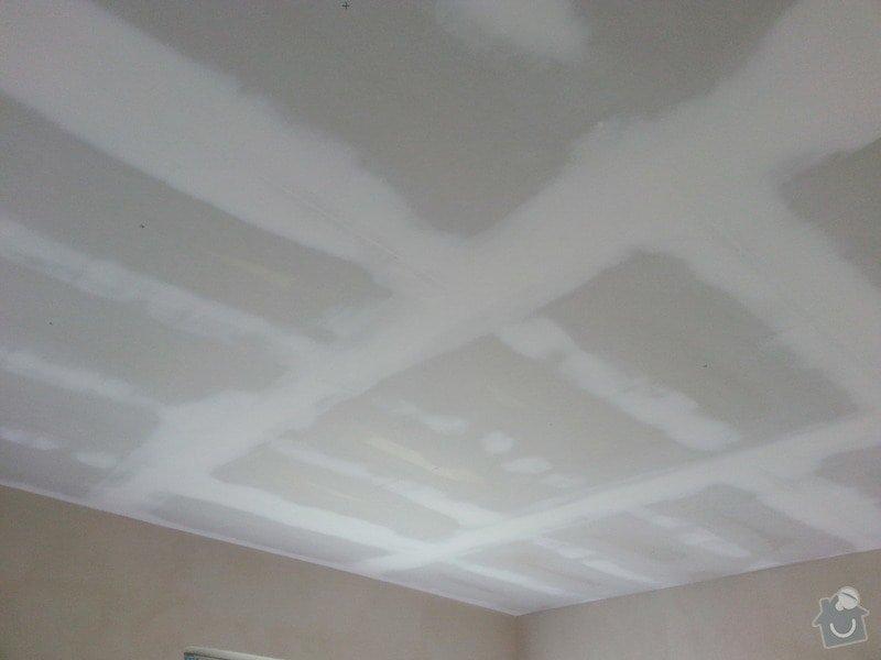 Zateplení bungalovu - sádrokarton: 20130801_105919