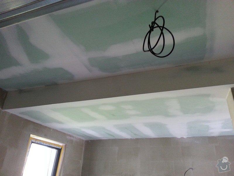 Zateplení bungalovu - sádrokarton: 20130801_105928