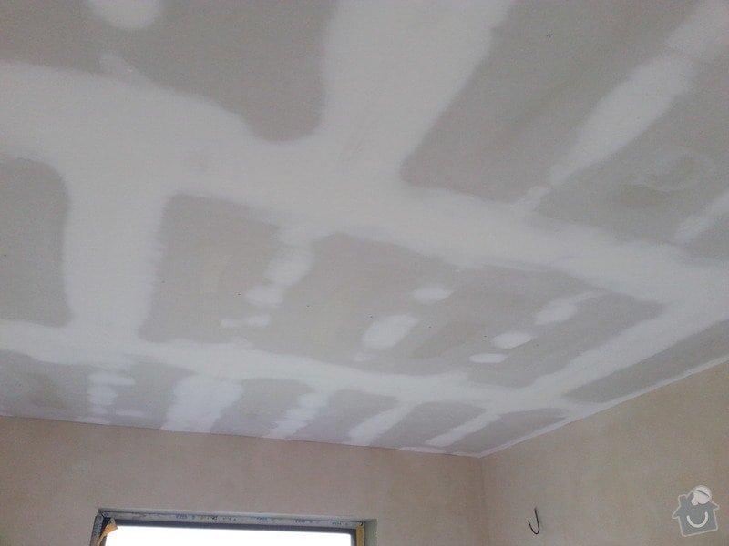 Zateplení bungalovu - sádrokarton: 20130801_105935