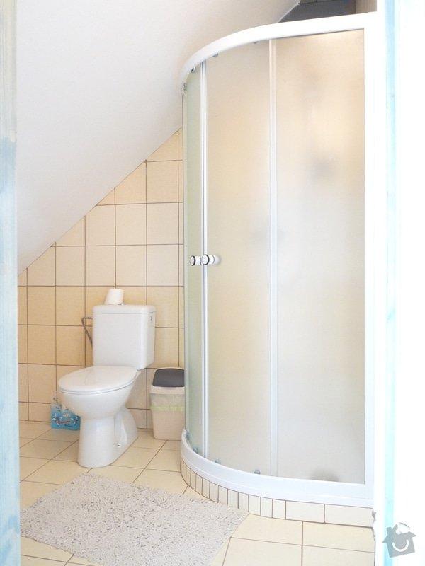 Rozvod vodoinstalace a topného systému vč. podlahového topení: 114_-_Nova_Ves_2012_036