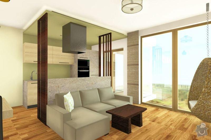 Úpravy nového bytu: Kuchyn