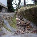 Lity beton a schody kolem domu chodnicky a zlabky 1