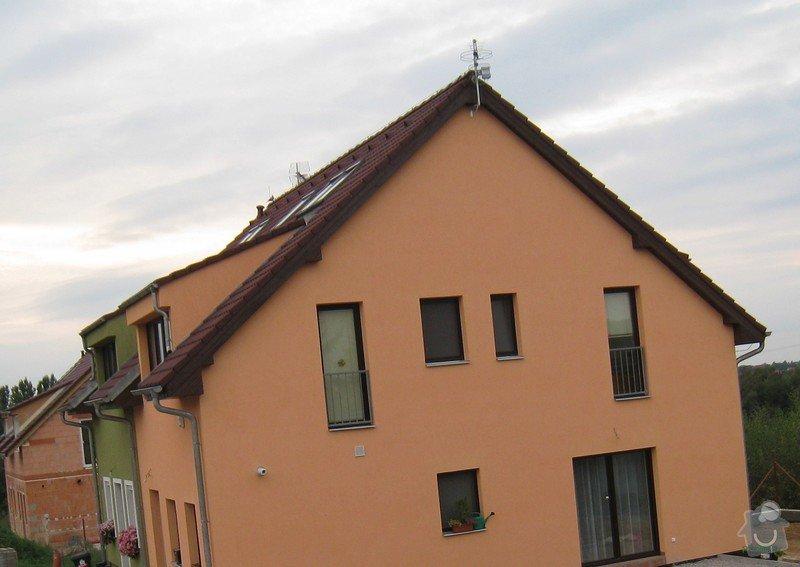 Protisněhové zábrany na střechu: strecha2