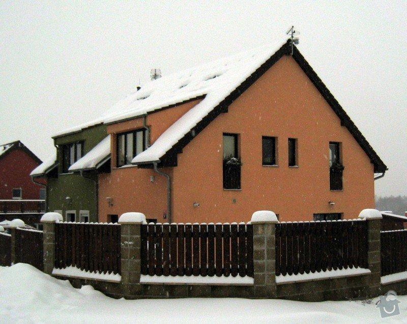 Protisněhové zábrany na střechu: strecha3