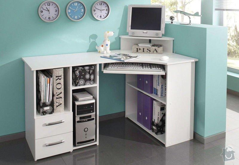 Výroba nábytku: PC_stul
