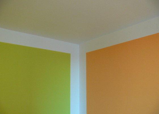 Malování dětského pokoje