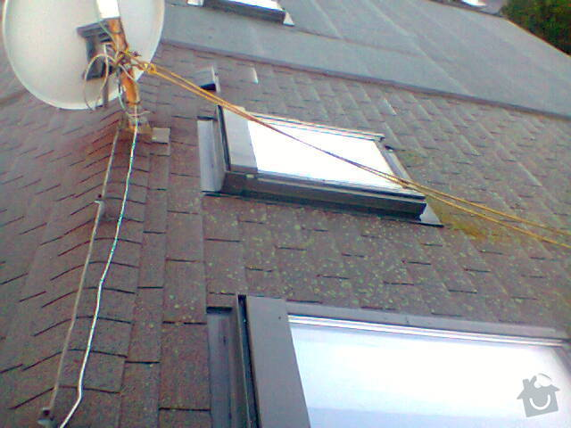Opravu zatékající střechy: Fotografie0951