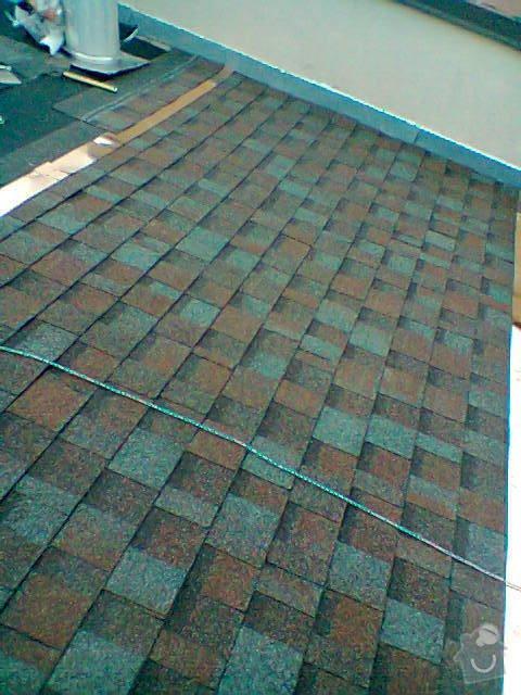 Opravu zatékající střechy: Fotografie0967