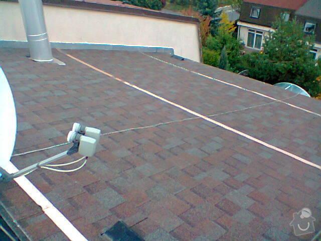 Opravu zatékající střechy: Fotografie0973