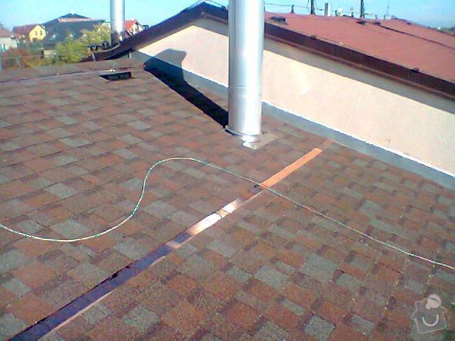 Opravu zatékající střechy: Fotografie0975